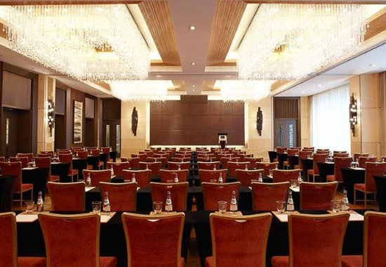 Courtyard by Marriott Shanghai Central: Grand Ballroom    Meeting