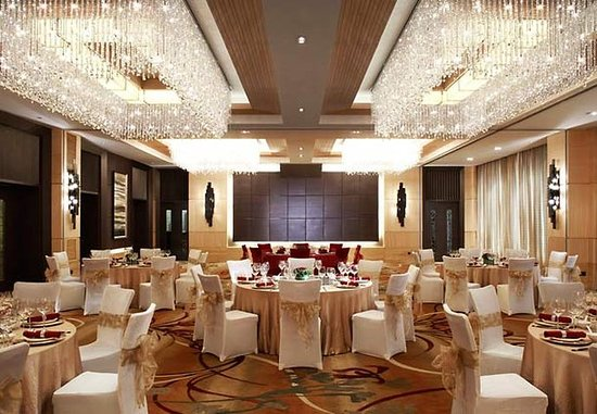 Courtyard by Marriott Shanghai Central: Grand Ballroom    Wedding