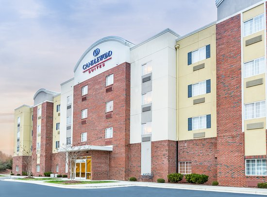 Welcome to the Candlewood Suites Apex-Raleigh!