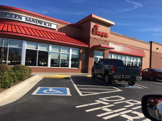 For personal reasons - Review of Chick-fil-A, Knoxville, TN