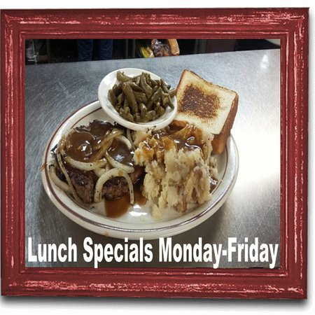 Maumelle, Арканзас: 2 Specials Daily Monday-Friday