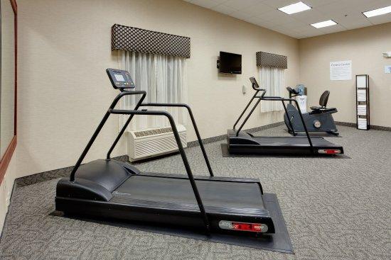 Smithfield, RI: Fitness Center