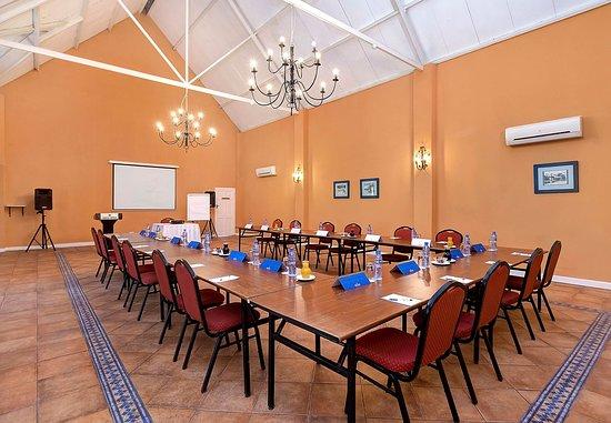 Chingola, Zambia: Conference Room - U-Shape Setup
