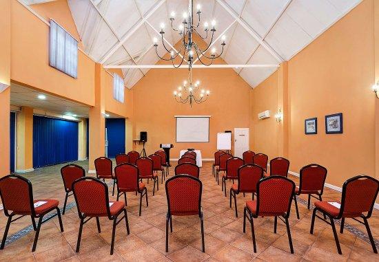 Chingola, Zambia: Conference Room - Theatre Setup