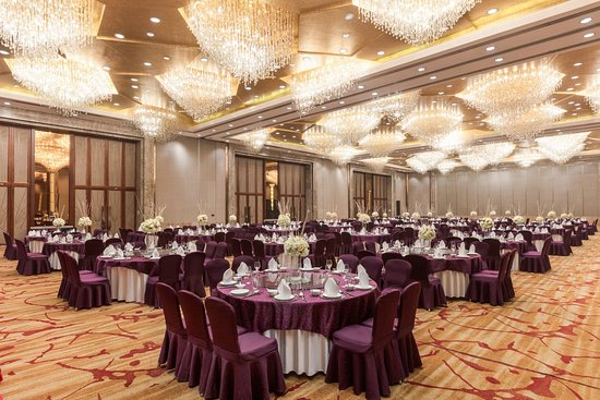 Nanchang, China: Wedding Set-up