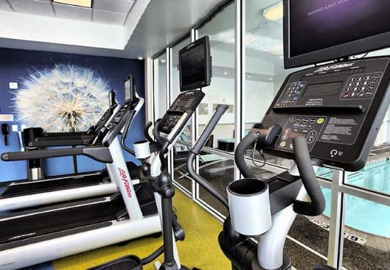 SpringHill Suites Lake Charles: Fitness Center