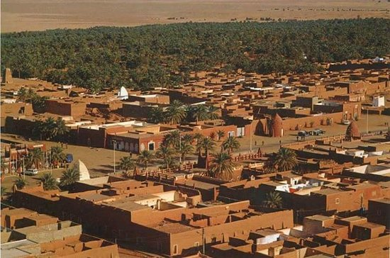Timimoun, Algerie: Hotel Gourara