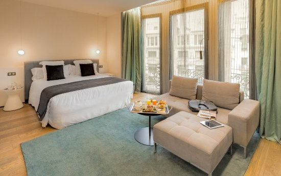 Hotel Ohla Barcelona: Junior Suite