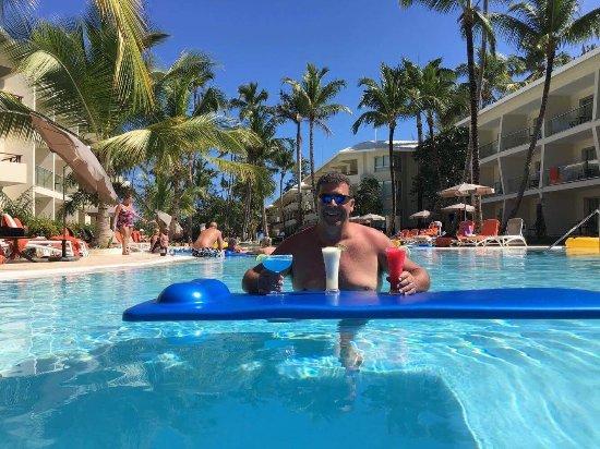 Sunscape Dominican Beach Punta Cana Sun Club Pool