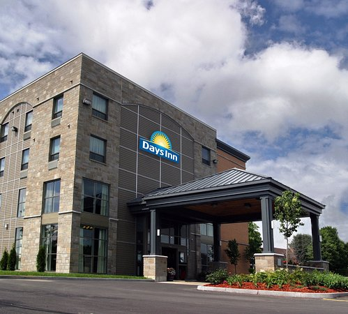 Welcome to Days Inn Levis St-Nicolas