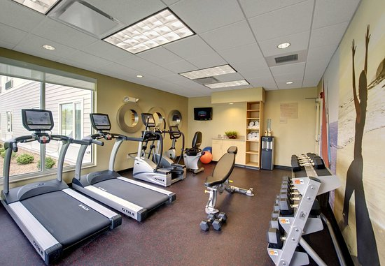 North Kingstown, RI: Fitness Center