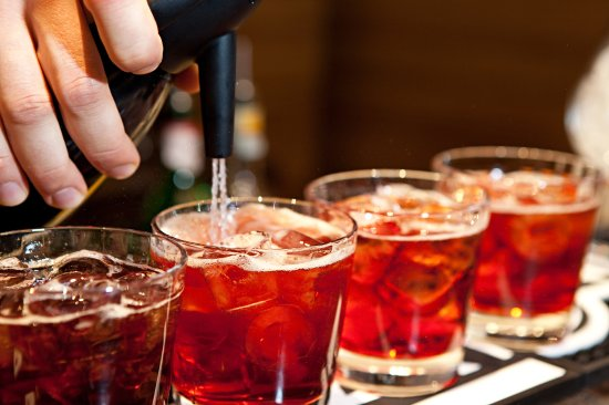 Crowne Plaza Hotel Verona - Fiera: Beverage Selection