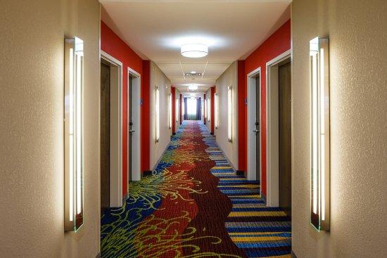 El Reno, OK: Hallway