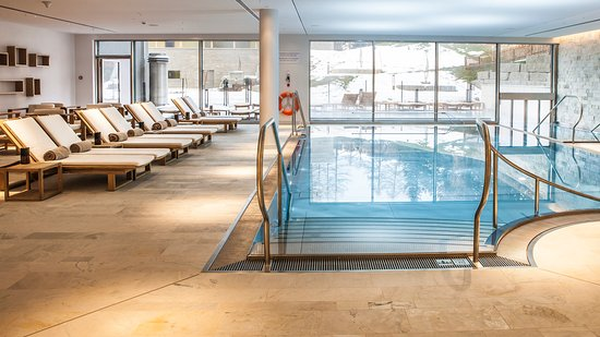 intercontinental davos hotel indoor swimming pool