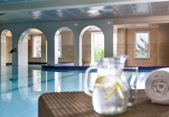 Castelvecchio Pascoli, İtalya: Indoor Pool
