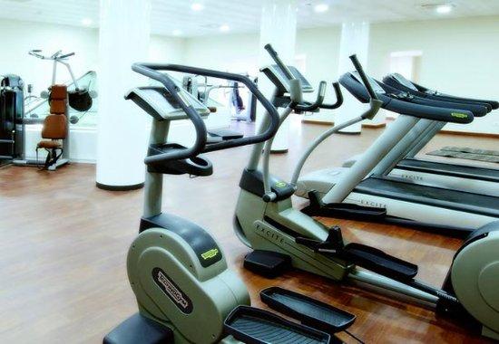Castelvecchio Pascoli, İtalya: Fitness Centre