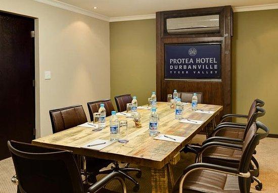 Durbanville, แอฟริกาใต้: Conference Room    Boardroom Setup