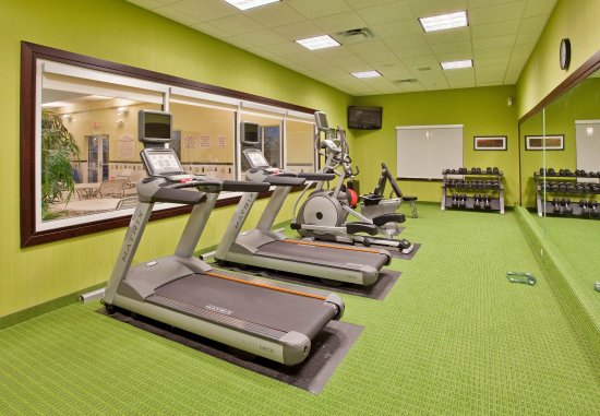 เคิร์นนีย์, เนบราสก้า: Fitness Center