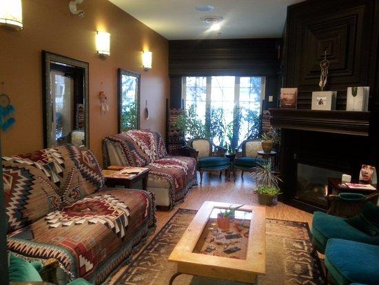 Osoyoos, كندا: Lounge