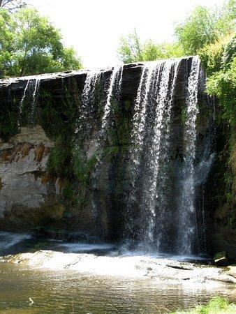 Gisborne, Nueva Zelanda: Rere Falls