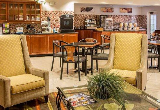 Oro Valley, Arizona: Breakfast Dining Area