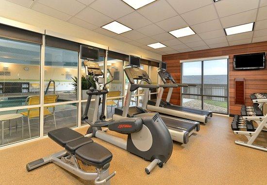 Cedar Rapids, Айова: Fitness Center