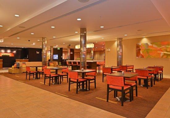 Westampton, Nueva Jersey: The Bistro Dining Area