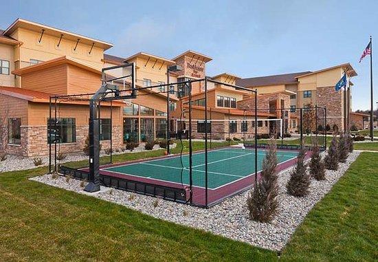 Residence Inn Midland: Sports Court®
