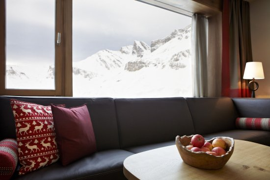 Melchsee-Frutt, Swiss: Suite lake view&balcony 71sqm