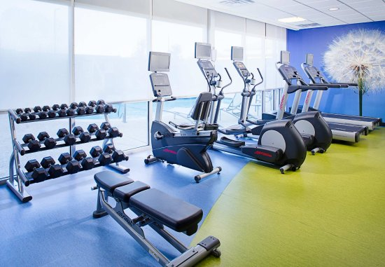 Richardson, TX: Fitness Center