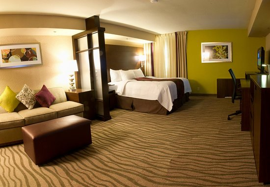 Irving, TX: Executive King Suite