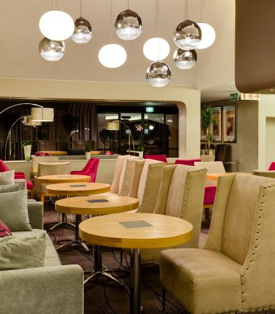 Roodepoort, South Africa: Lobby Lounge