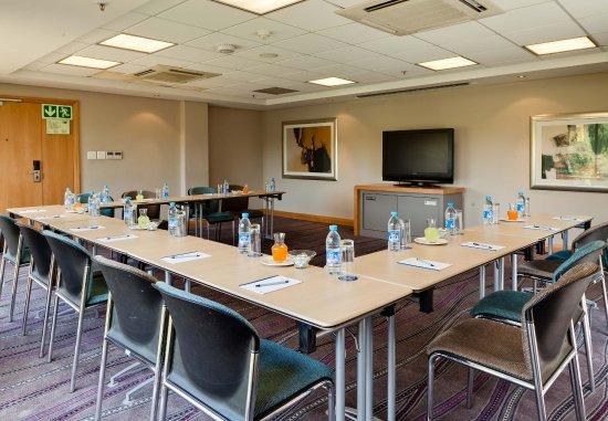 Roodepoort, South Africa: Conference Room    U-Shape Setup