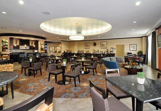 Woodway, تكساس: Breakfast Area