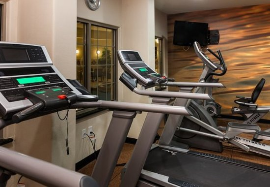 Woodway, Техас: Fitness Center - Cardio Equipment