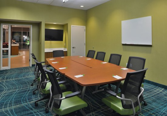 SpringHill Suites Philadelphia Valley Forge/King of Prussia: Merion Meeting Room    Boardroom Setup
