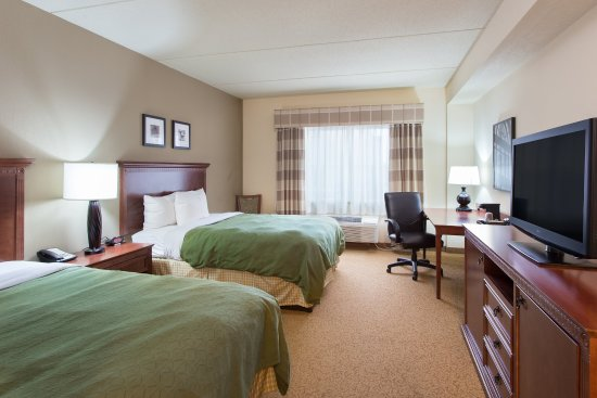 Country Inn & Suites By Carlson, Buffalo South I-90: 2 queen-Standard