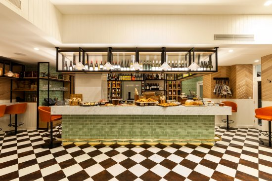 Hotel Indigo London Kensington: Buffet