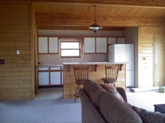 Wapiti, WY: House Up Side