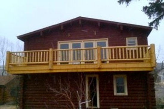 Wapiti Lodge: Houseback