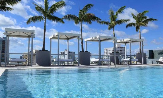 Boulan South Beach: Pool