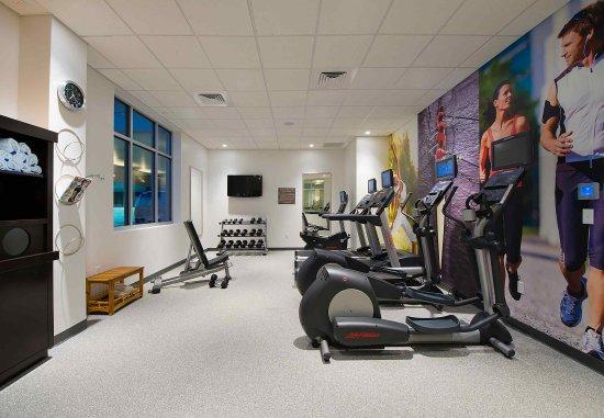 Chelsea, MA : Fitness Center