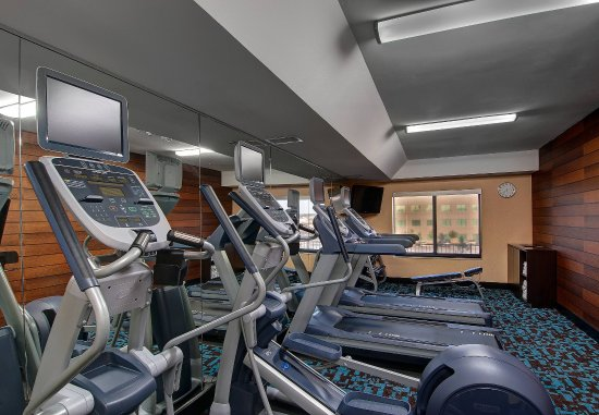 Fairfield Inn & Suites Fort Worth I-30 West Near NAS JRB: Fitness Center