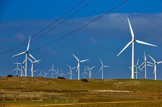 Woakwine Range Windfarm Tourist Drive