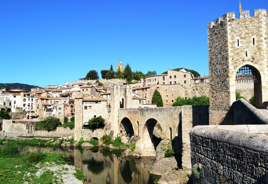 Bridge of Besalu