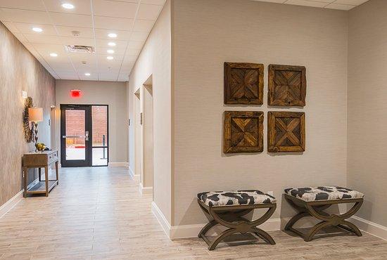 Colleyville, Teksas: Lobby Seating