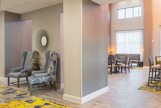 Colleyville, Teksas: Lobby Seating Area