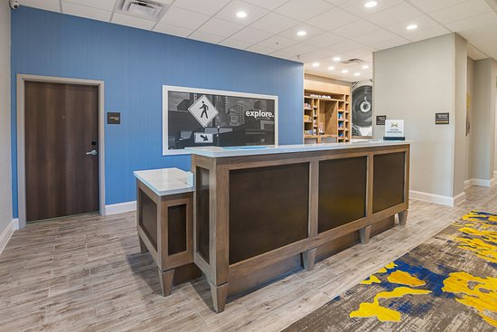 Colleyville, Teksas: Front Desk and Market Place