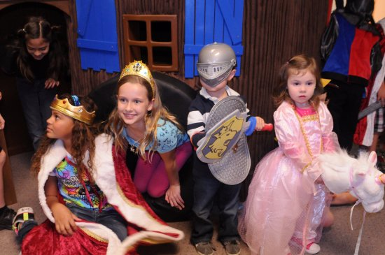 Costumes, Costumes, Costumes! We LOVE to dress up here at the St. George Children's Museum.