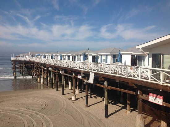 Crystal pier hotel cottages san diego ca reviews for Crystal pier fishing